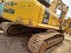 小松270挖掘机出售现场可试车手续齐全