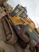 沃尔沃210纯土方挖掘机出售