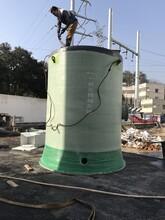 南京博偌HRBZ预制泵站图片