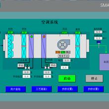 净化空调自控系统图纸图片