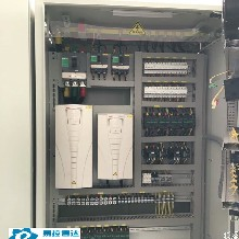 PLC一体控制柜,变频控制柜,低压电气成套图片