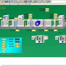 中央空调集中控制系统楼宇自控西门子净化空调自控图片