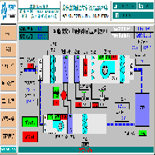 组合式空调箱控制柜图片