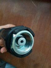 高压清洗机高压管价格超高耐压清洗机用橡胶钢丝管图片
