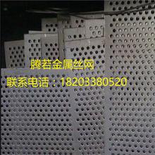 矿山机械配件/金属板钢板网圆孔网