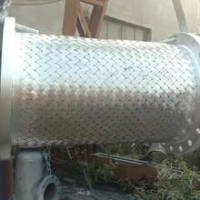 胜奥管件生产钢带编织金属软管