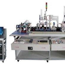 现代物流仓储自动化实验系统图片