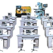 多媒体网络型机电一体化数控编程实验室设备数控机床实训设备图片