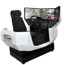 ZG-DG3型动感汽车驾驶模拟器图片