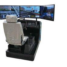 ZG-601A3P型主被动式三屏汽车驾驶模拟器图片