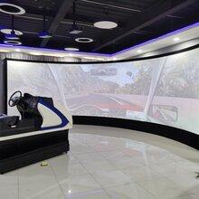 VR动感驾驶模拟器-北京紫光基业厂家直销图片