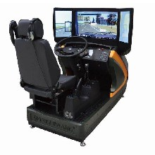 北京汽车驾驶模拟器图片