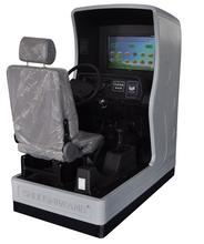 ZG-601DDL-单屏模拟动力型汽车驾驶模拟器图片