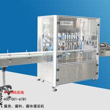 甜面酱灌装机:走在前列打造灌装机的实力品牌