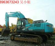 优品二手挖掘机神钢SK480-8大量现货销售图片