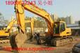 现代225-7二手挖掘机二手挖土机现货直销