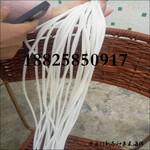 东莞订制低密度海棉线管海绵柱过滤海绵条特殊要求订制图片
