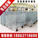 最新倉儲籠圖片可折疊堆垛帶輪子倉儲籠承重2000kg可定制倉儲籠