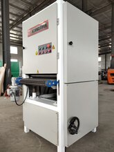 定尺砂光機異型拉絲拋光機鋼絲砂棍拋光打磨機海綿輪砂光機定制