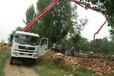 益阳28米31米35米混凝土泵车混凝土搅拌车