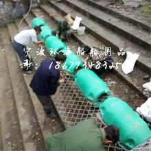 上饶耐撞击浮体九江耐低温拦污排赣州耐腐蚀浮漂图片