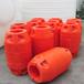 亳州加工浮體廠家湖州警示攔污浮排濟南水庫環保浮桶
