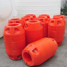 亳州加工浮体厂家湖州警示拦污浮排济南水库环保浮桶图片