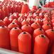 抚顺浮体厂家南平塑料浮筒直销石黄色塑料浮筒
