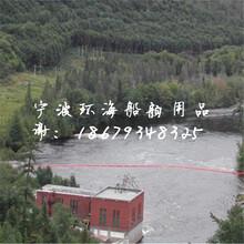 西安荧光浮筒咸阳定制浮体铜川塑料拦污排专卖图片