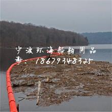 兰州水利局专用浮体金昌水库警示浮筒武威滚塑浮排图片