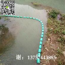 观光海滩拦污浮体警示界拦污浮体宁波浮体厂家图片