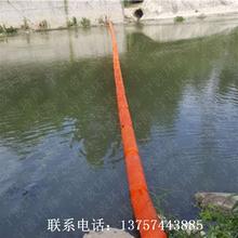 长江水面警示塑料浮筒塑料拦渣浮漂优质PE定制浮子