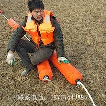 河道定制浮筒批发交通运输浮体定制警示塑料浮子详情