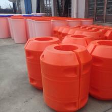 塑料浮體品質長江抽砂管浮筒管徑1100mm兩半式組合清淤浮筒