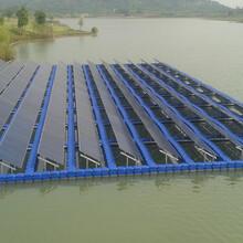 太陽能光伏平臺水上浮動平臺龍舟起點浮臺養殖浮筒浮橋