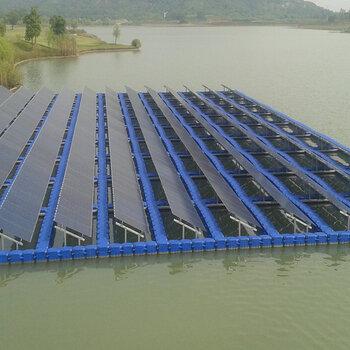 養殖釣魚浮島平臺水上浮動碼頭度水上浮橋浮筒平臺供應