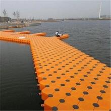 水上浮筒可當浮橋可蓋房子規格505040批發價格的移動浮臺