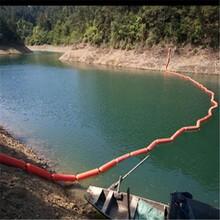 長度1米中間穿繩子攔污浮筒湖南水源地攔污用0.2米直徑浮筒