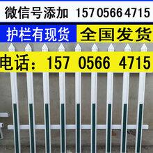 河南省三门峡市pvc围挡绿化栏杆厂图片