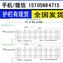 丽水市遂昌县pvc绿化护栏表面光洁图片