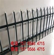 无锡市江阴市塑钢pvc护栏户外变压器栅栏篱笆栅栏厂商出售图片