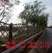江苏常州金坛送立柱pvc护栏草坪护栏花园围栏供货商图片
