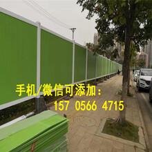 西华县pvc栅栏pvc栏杆厂商出售图片