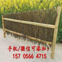 古交市PVC塑钢护栏户外园林花园图片