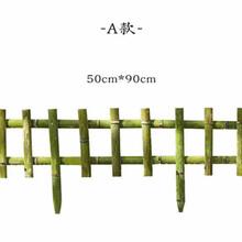 新洲区pvc护栏绿色护栏绿化带护栏信息图片