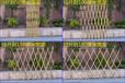 平湖市防腐實木柵欄圍欄籬笆戶外院子裝飾化欄桿