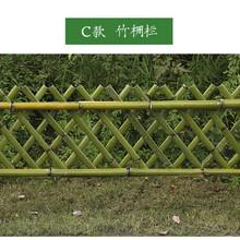 泊头市花园花坛草坪绿化栏杆围栏资讯图片