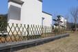 同安区PVC塑钢护栏户外园林花园篱笆