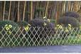 宜興市戶外花園護欄紫竹簾竹竿圍墻裝飾