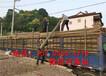 三元区户外防腐木花园木栅栏围栏